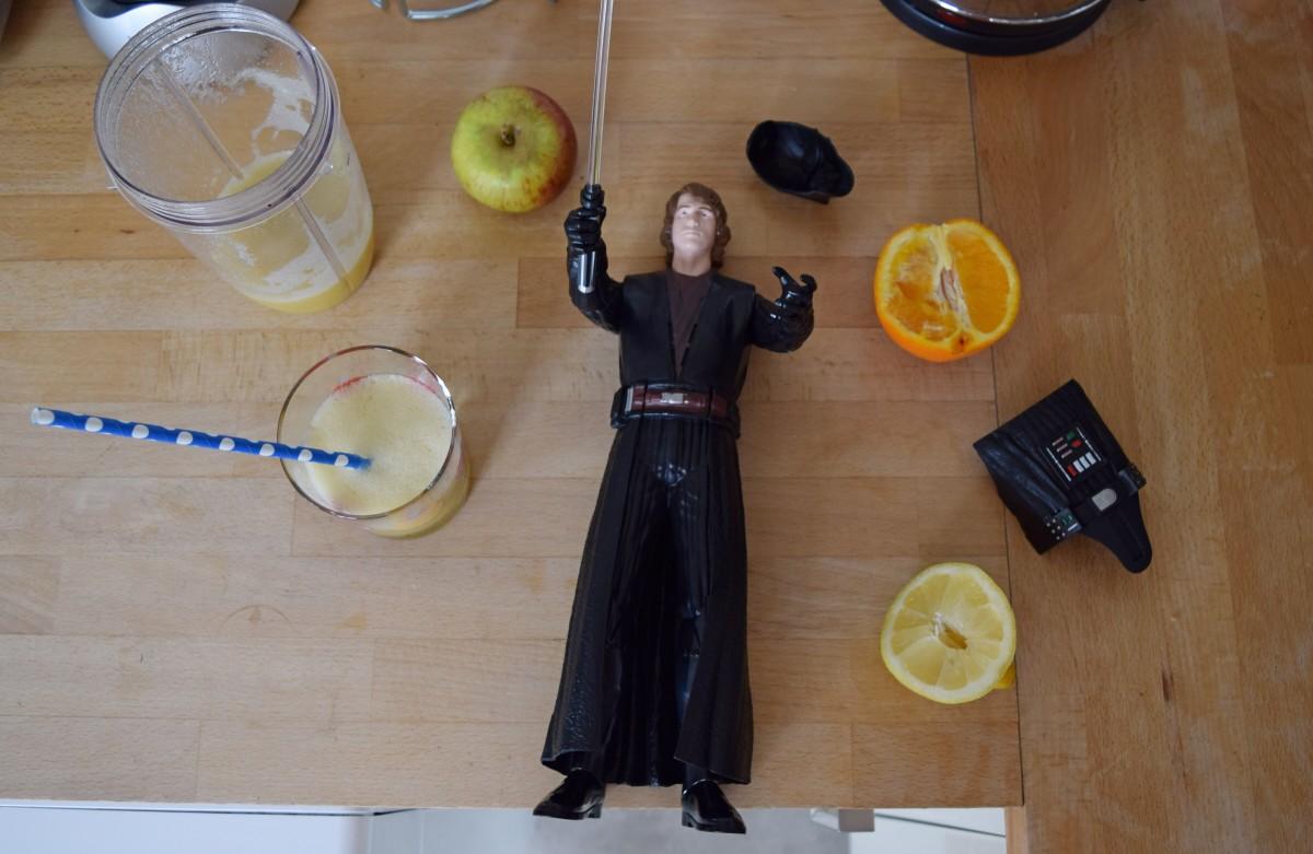 Nutribullet and Darth Vader