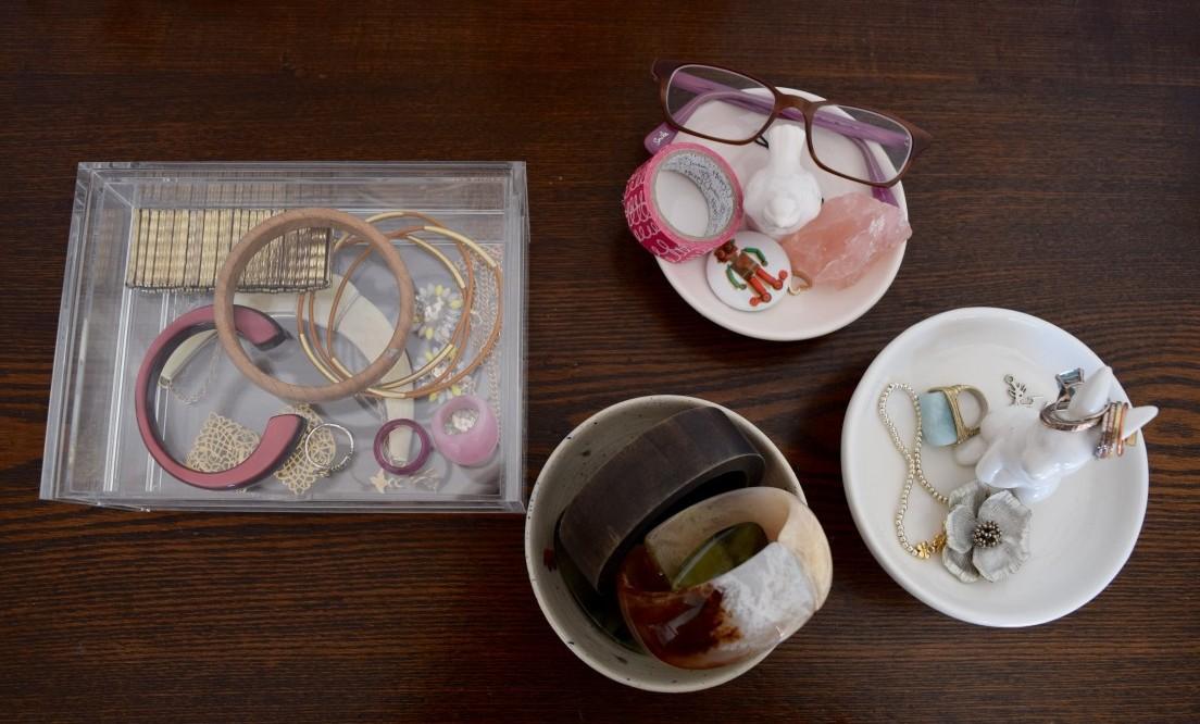 Jewellry storage Muji