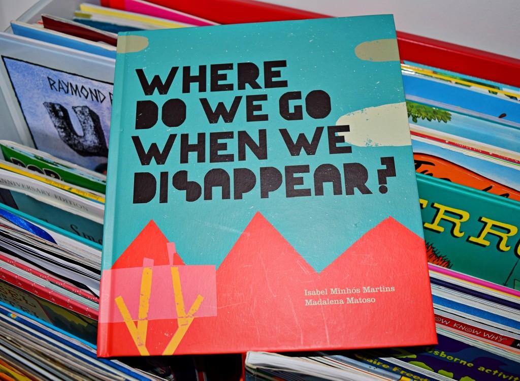 Where do we go book