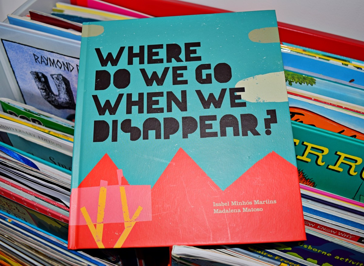 Where do we go book