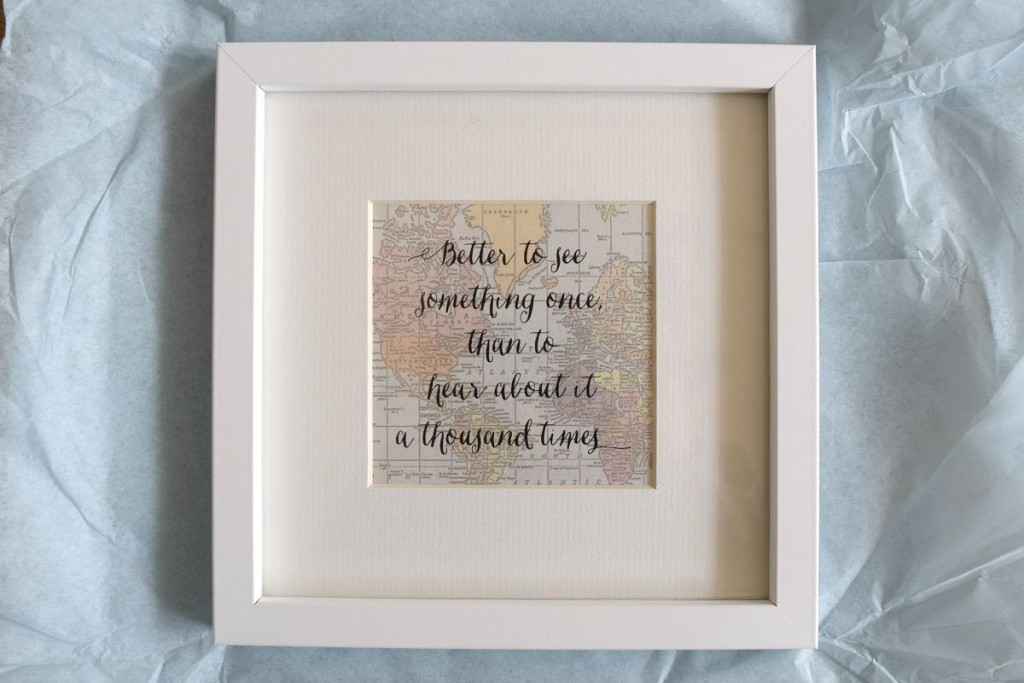 Travel quote by Dragonfly - Summertime Surprise Project