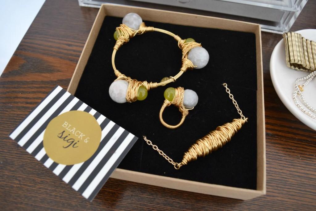 Jewellery by Black and Sigi