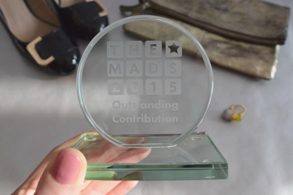 Mad Blog Award