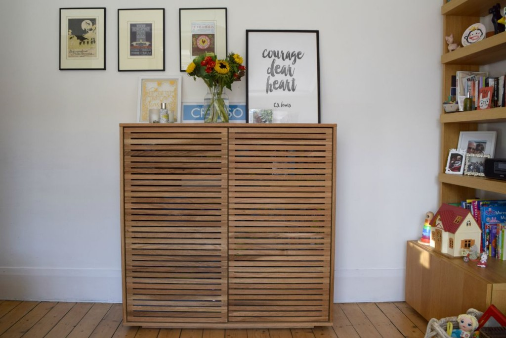 Toy storage ideas featuring this unit from Habitat