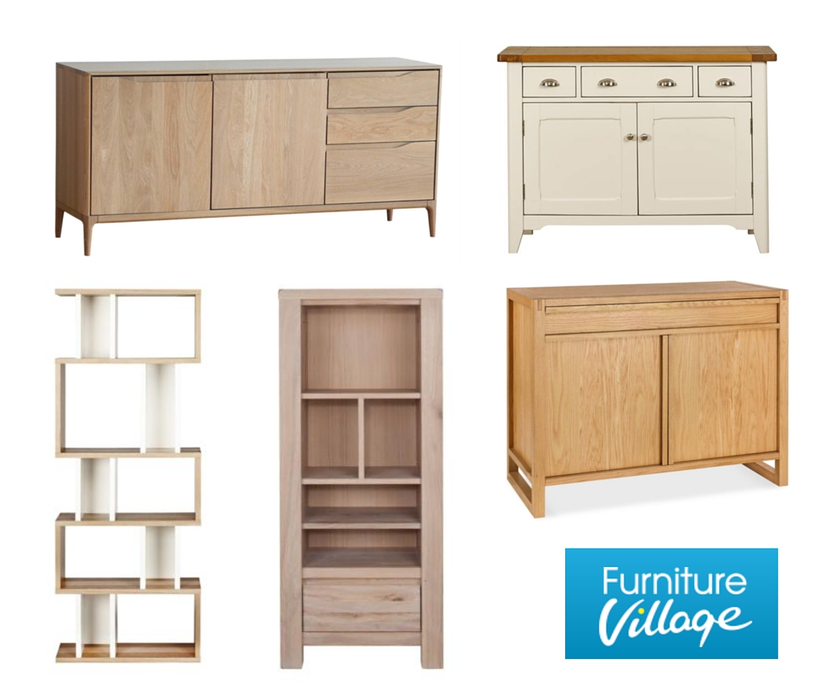 Furniture Village Toy Storage