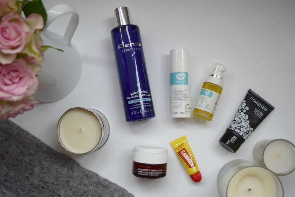 Autumn skincare