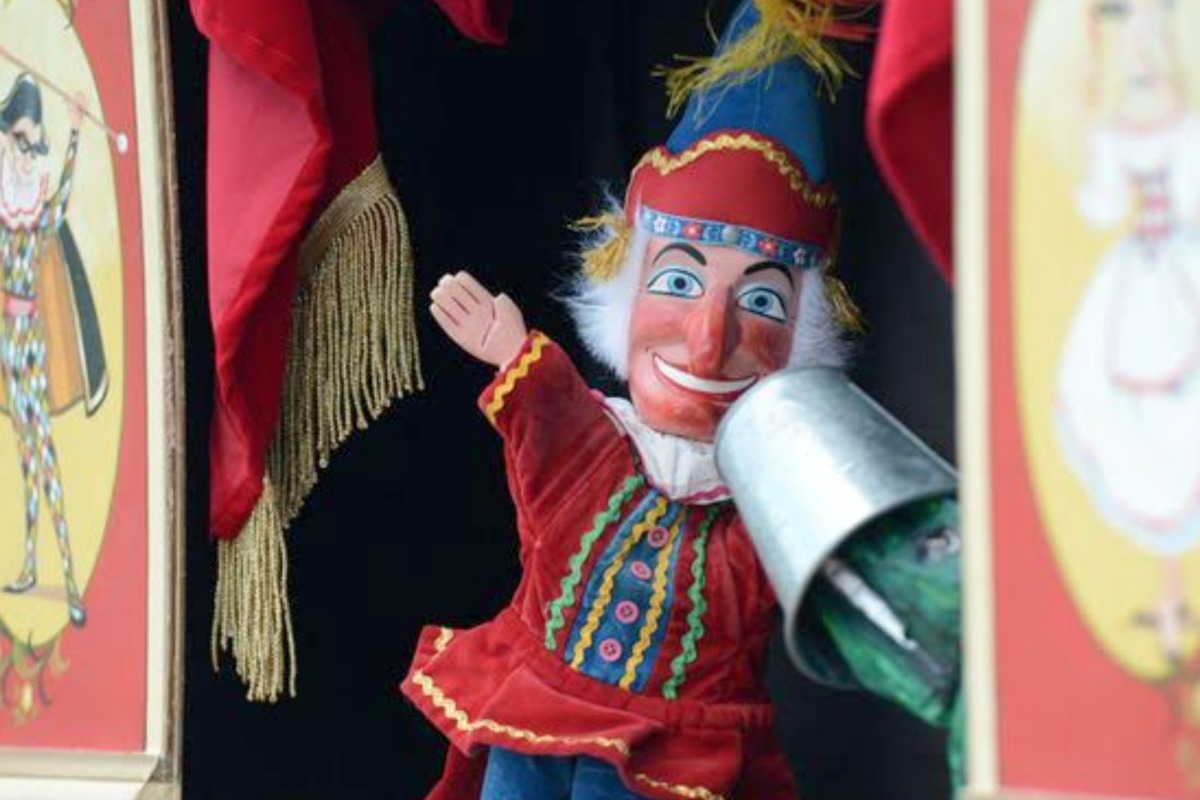 Punch and Judy Geronimo
