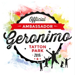 Geronimo badge