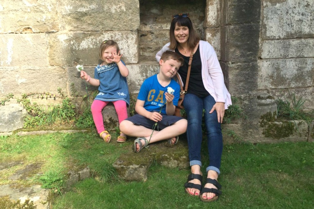 Me and Mine – A Portrait for August 2016