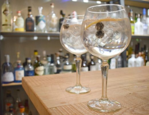 Slingsby London Dry gin and tonic
