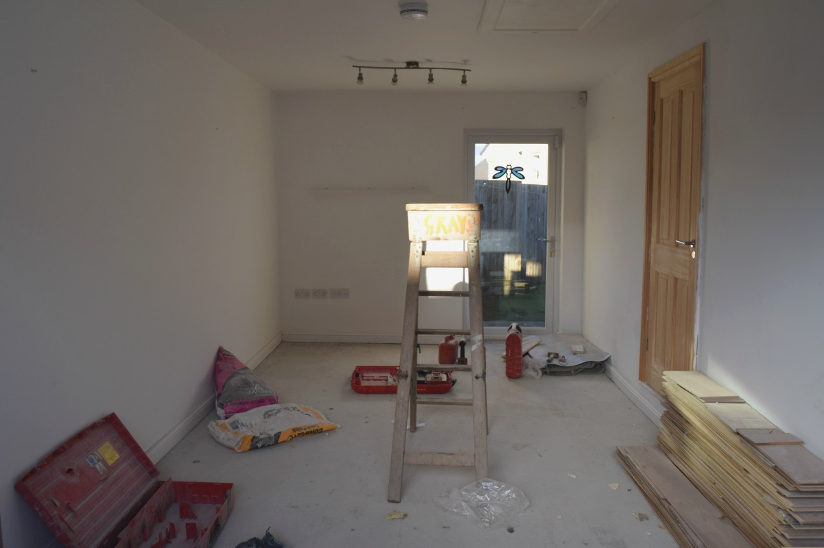 Playroom mid conversion