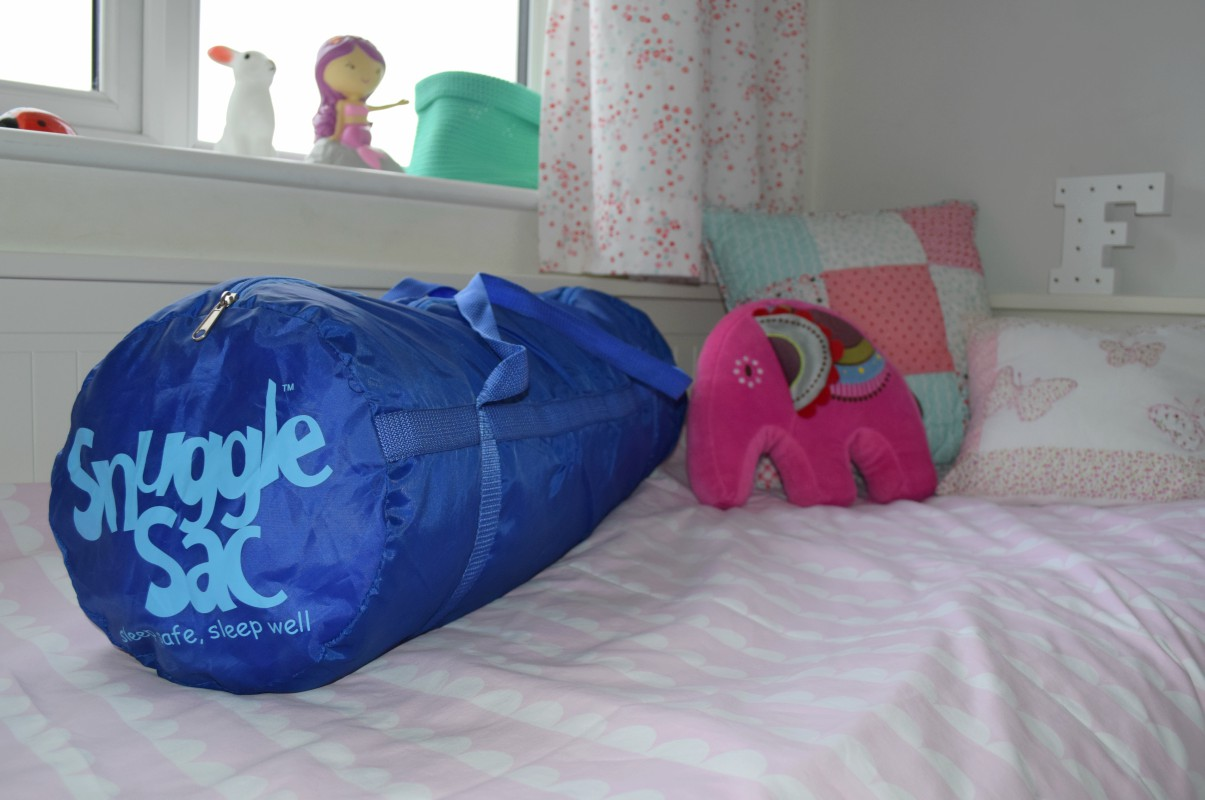 Snuggle sac bag