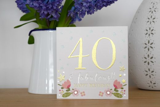 Forty card - Rainbeaubelle