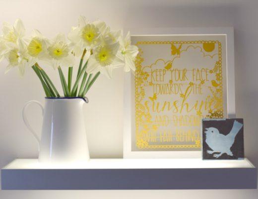 Daffodils - Rainbeaubelle