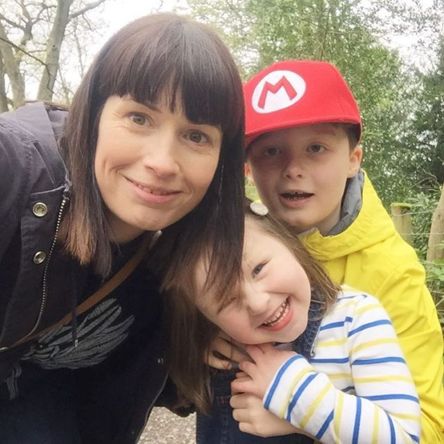 Easter walks with my favourites