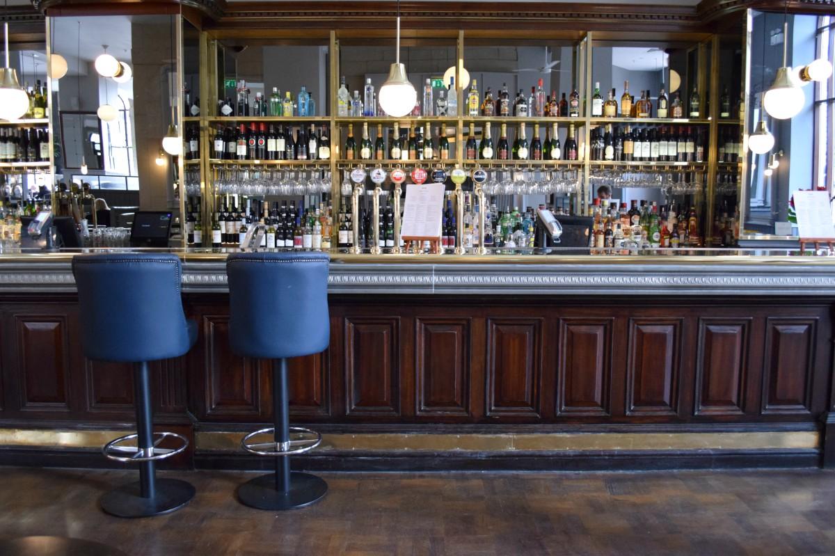 Brown's bar in Leeds The Light