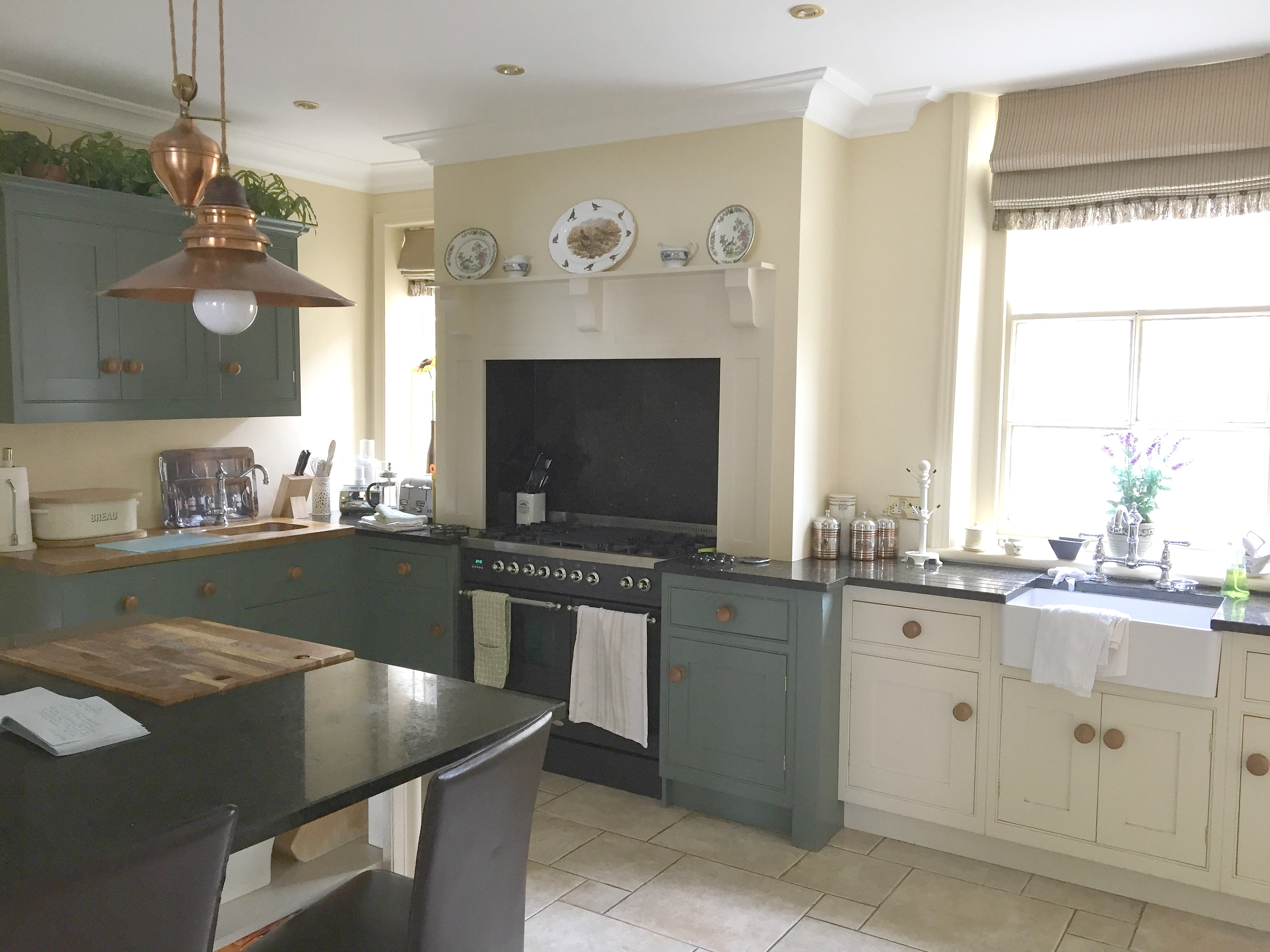 Kitchen of the house in Alfreton