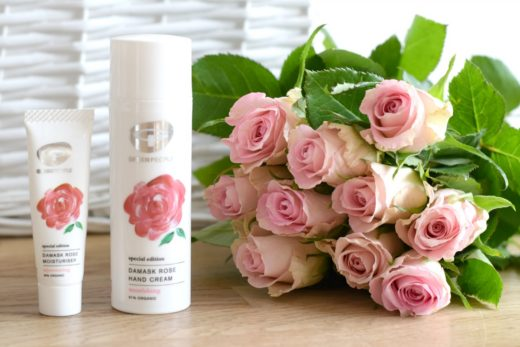 Green People Rose products