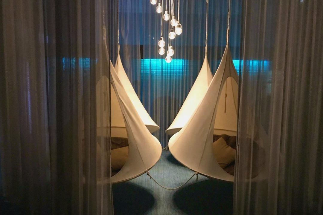 Cocoons at the Midland Hotel Spa Manchester