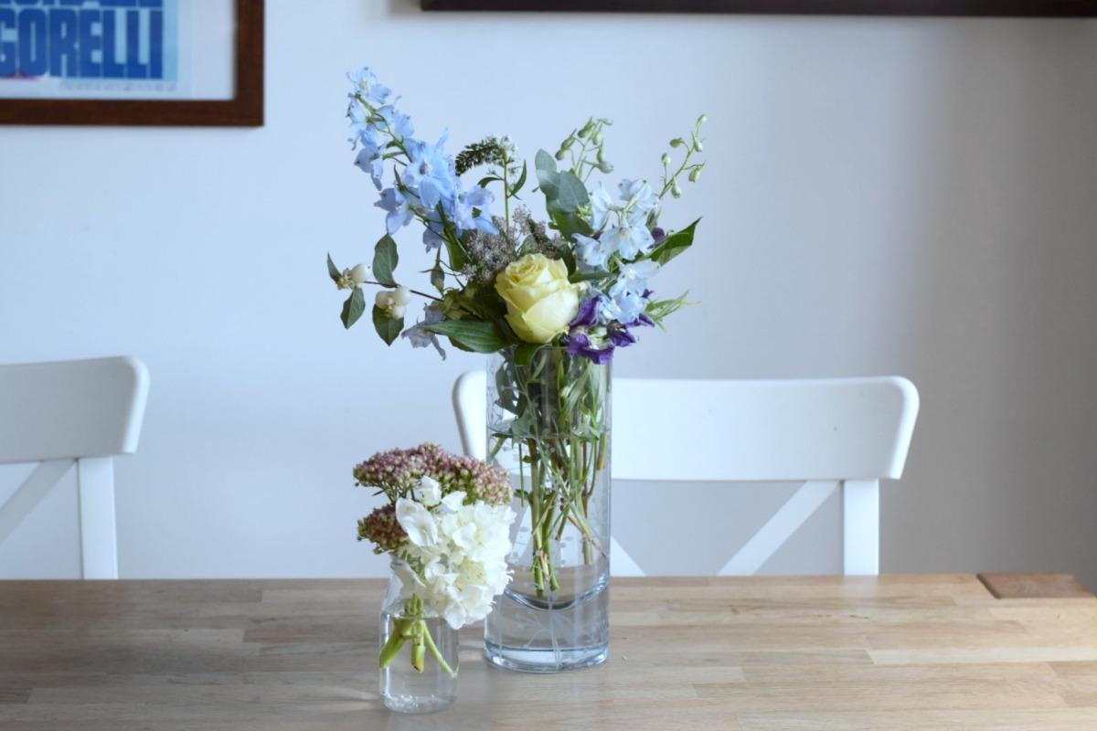 Dad's flowers