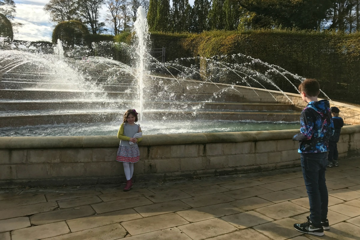ALNWICK FOUNTAIN